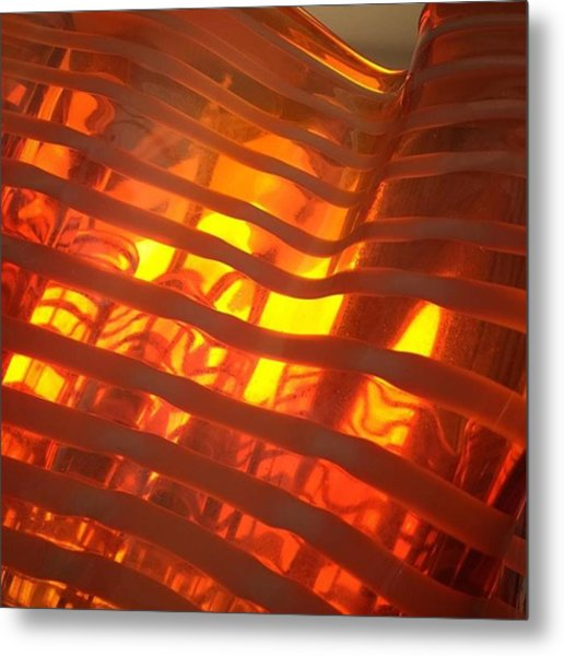 Glass Vase #juansilvaphotos Metal Print