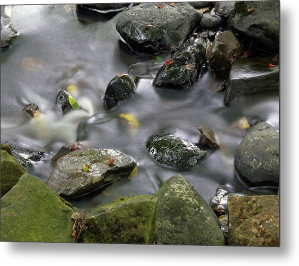 Glenariff River Metal Print
