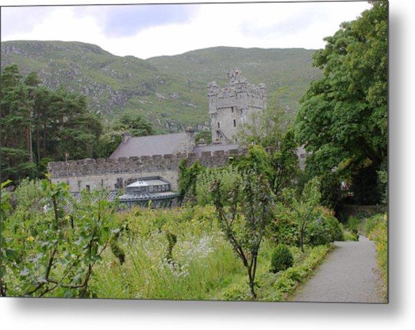 Glenveagh Castle Gardens 4287 Metal Print