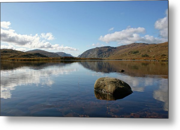 Glenveagh National Park, County Donegal, Ireland. Metal Print