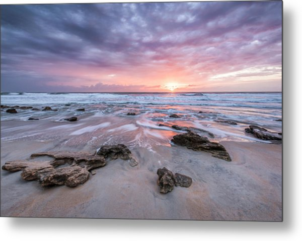 Glorious In St. Augustine Metal Print