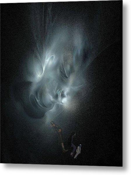 Glory And Pain Metal Print by Viktor Savchenko