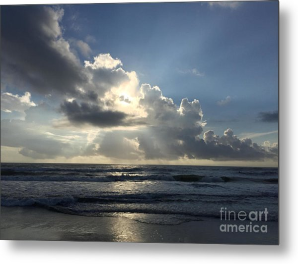 Glory Day Metal Print