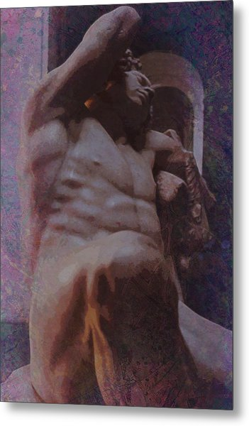 Glyptotek Museum 2 Metal Print