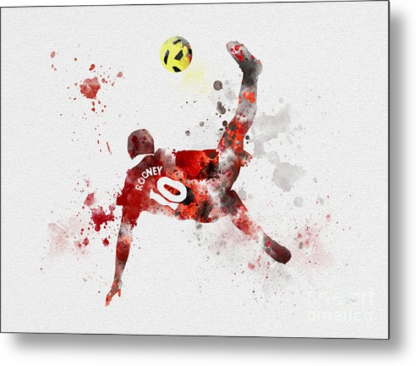 Goal Of The Season Metal Print