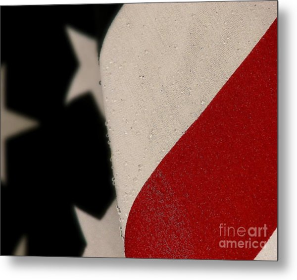 God Bless The U. S. A. Metal Print