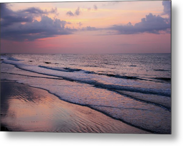 God's Paintbrush Metal Print
