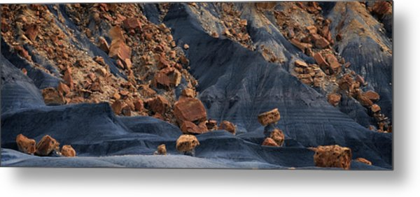 Metal Print featuring the photograph Gold Rush by Edgars Erglis