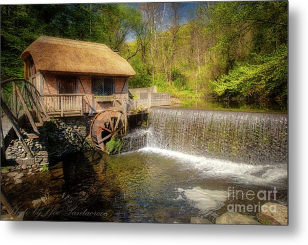 Gomez Mill House Metal Print