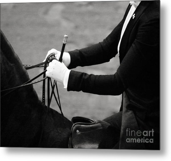 Good Hands Metal Print