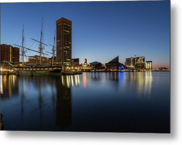 Good Morning Baltimore Metal Print