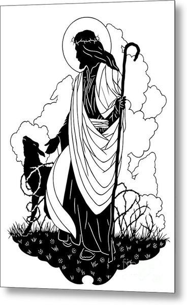 Good Shepherd - Dpgsh Metal Print