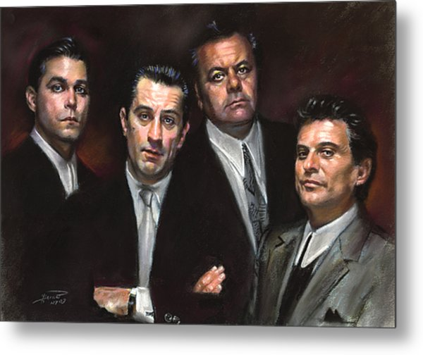 Goodfellas Metal Print