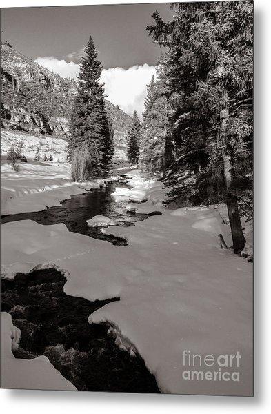 Gore Creek Metal Print