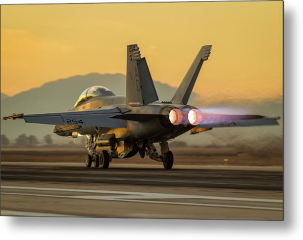 Got Thrust? Metal Print