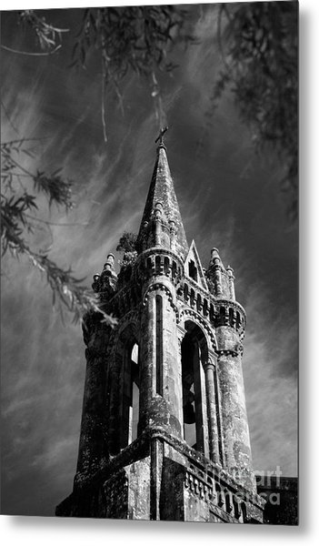 Gothic Style Metal Print