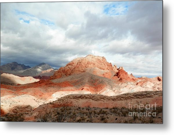 Grace And Goodness Metal Print