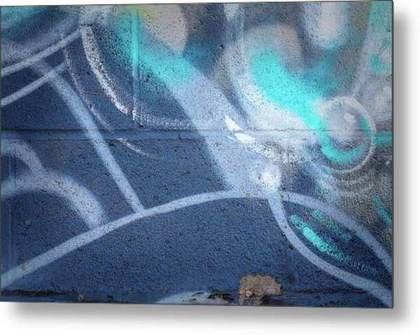 Graffiti 2 Metal Print