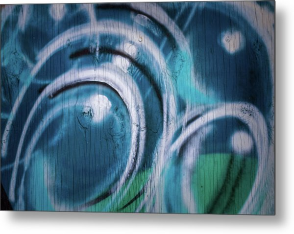Graffiti 6 Metal Print