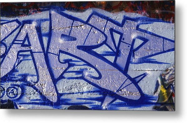 Graffiti Art-art Metal Print