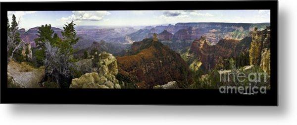 Grand Canyon Pan  Metal Print