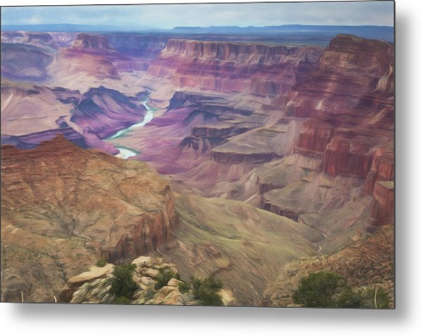 Grand Canyon Suite Metal Print