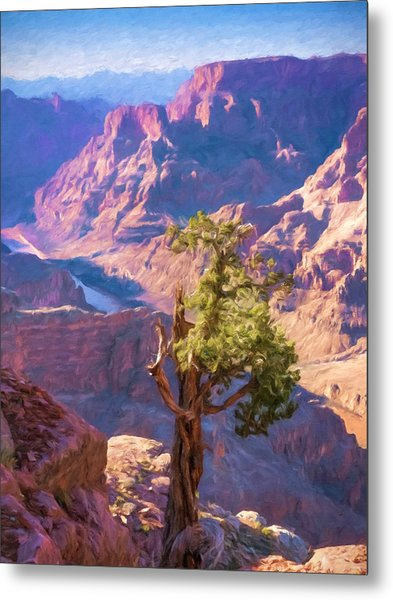 Grand Canyon West Metal Print