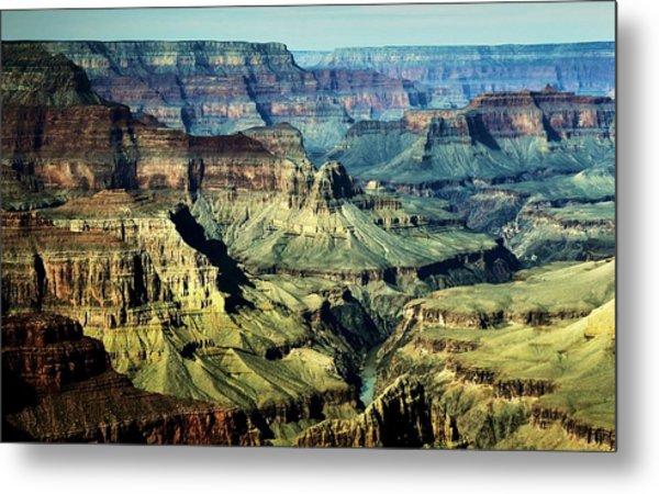 Grand Canyon West Rim Metal Print