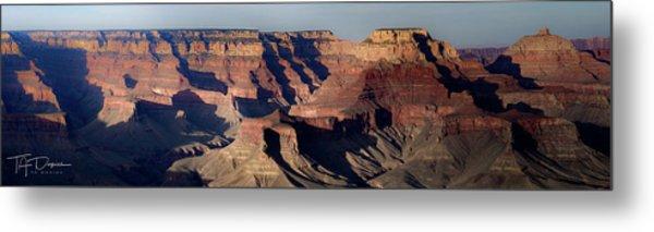 Grand Canyon Wide Metal Print