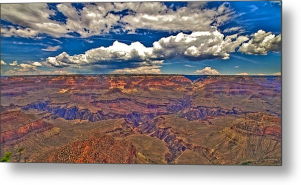 Grand Canyon Metal Print by William Wetmore
