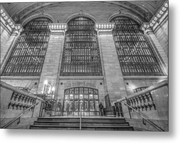 Grand Central Station Metal Print by Michael  Bennett