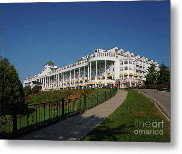 Grand Hotel Mackinac Island 2 Metal Print