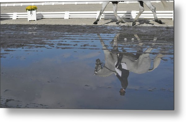 Grand Prix Reflected Metal Print by JAMART Photography