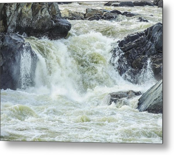 Great Falls Of The Potomac Metal Print