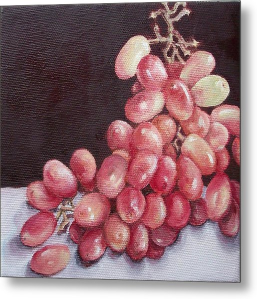 Great Grapes 2 Metal Print