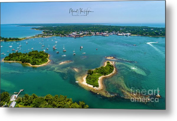 Great Harbor Metal Print