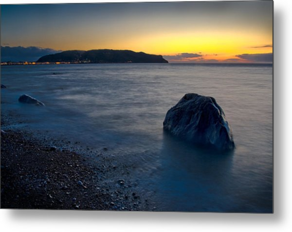 Great Orme, Llandudno Metal Print