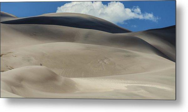 Great Sand Dunes National Park II Metal Print