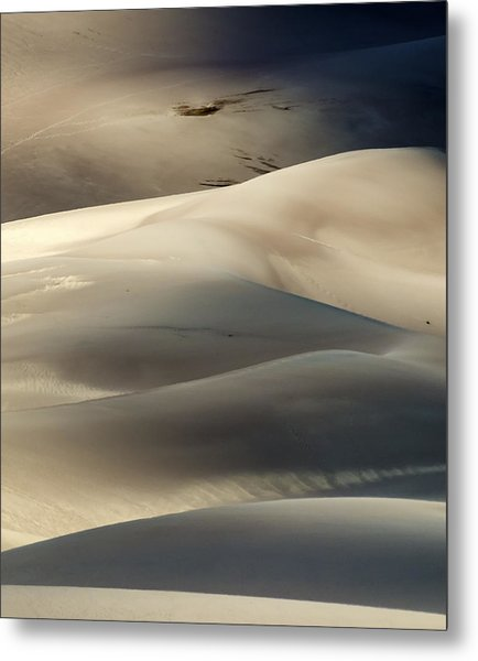 Great Sand Dunes National Park V Metal Print