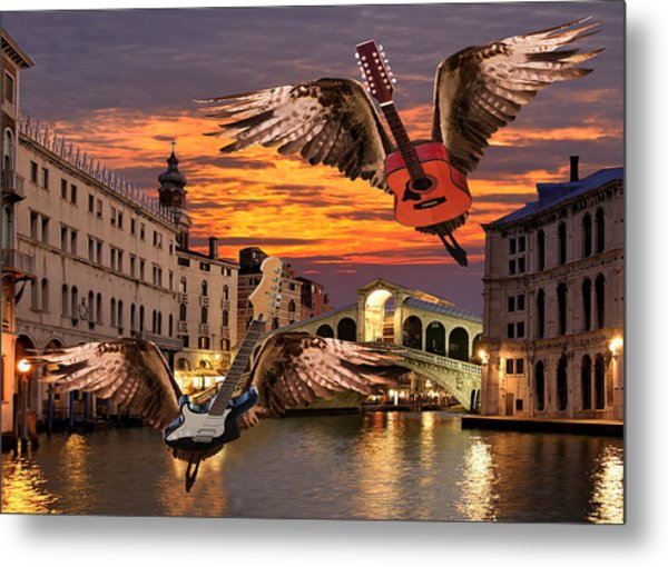 Greatest Love Of All Metal Print
