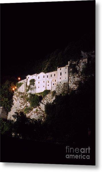 Greccio Monastery II Metal Print