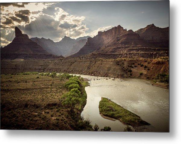 Green River, Utah Metal Print