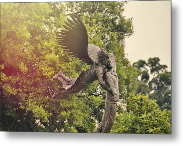 Grief And Hope Metal Print by JAMART Photography
