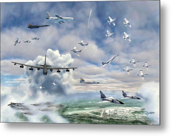 Griffiss Air Force Base Metal Print