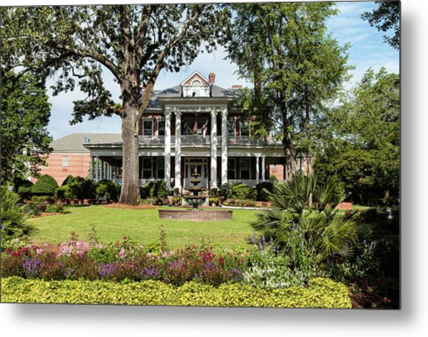 Guignard Mansion Metal Print