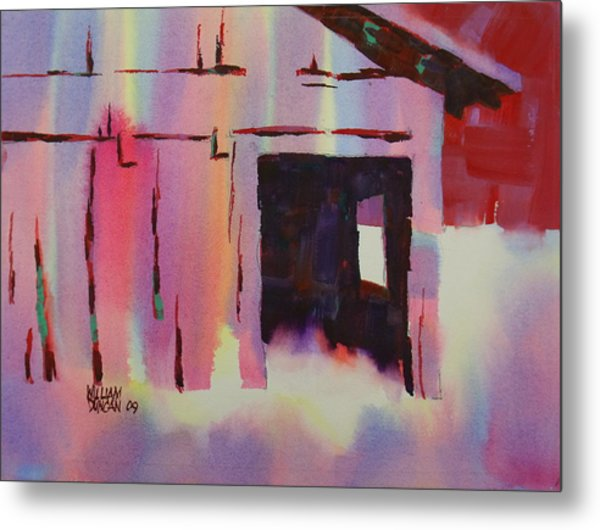 Guion Farm Metal Print