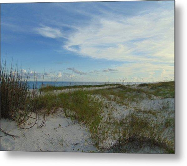 Gulf Islands National Seashore Metal Print