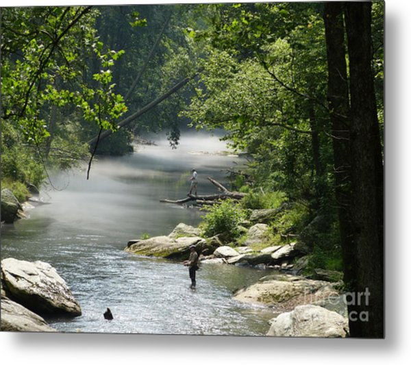 Gunpowder Falls  Metal Print
