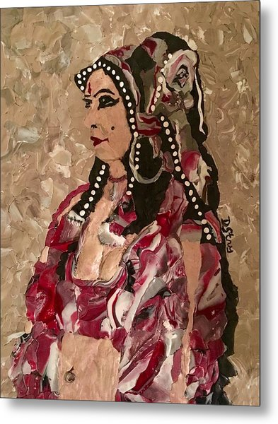 Gypsy Dancer Metal Print