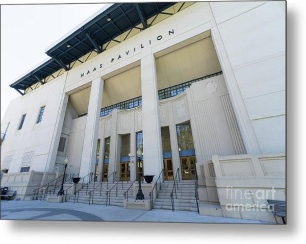 Haas Pavilion At University Of California Berkeley Dsc6302 Metal Print